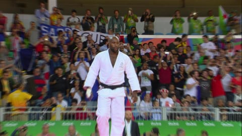 Judo @ Rio 2016 - Men's over 100Kg Gold medal match