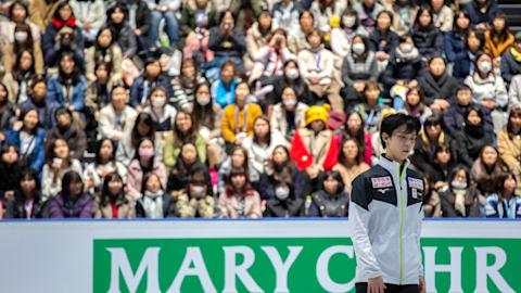 スケート日本代表オフィシャルウェアが完成...羽生結弦らフィギュア選手も着用