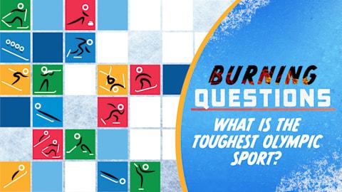 Qual é o esporte Olímpico mais difícil?