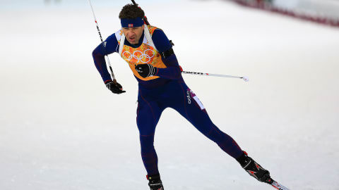 Bjørndalen Earns 'King Of Biathlon' Status