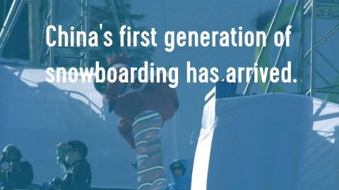 Cai Xuetong: A Maravilha do Snowboard chinês chamado Snow