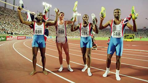 Redmond relives emotional 400m in Barcelona