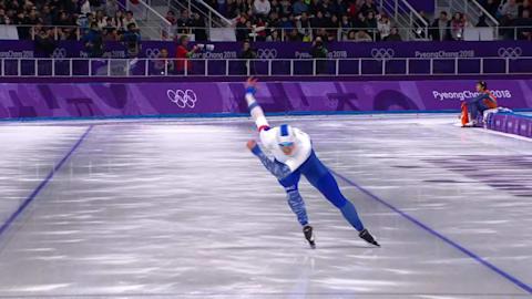 Men's 500m - Speed Skating | PyeongChang 2018 Replays