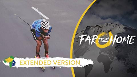 De esquiar en las calles de Brasil a medirse a los mejores en PyeongChang