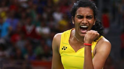 PV Sindhu está pronto para sua próxima luta