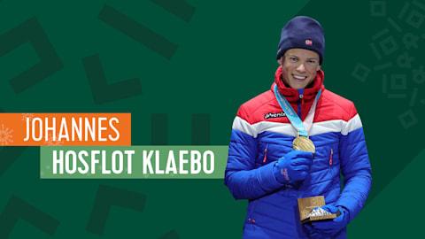 Johannes Hoesflot Klaebo: Meine Highlights von PyeongChang