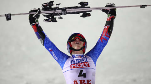 Shiffrin has to settle for giant slalom bronze as Vlhova claims first World title
