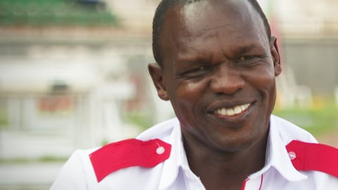 Exclusive! Coach Patrick Sang explains phenomenon Eliud Kipchoge