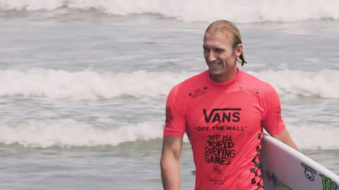 Von Hirnschädigung zu Surf-Ruhm - Owen Wright erzählt seine Geschichte