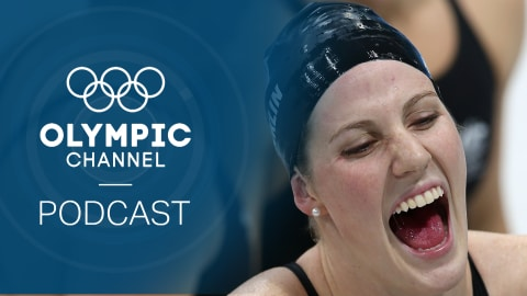 Missy Franklin and the Youth Olympic Games start