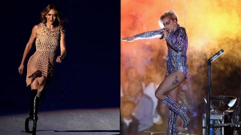 What do Amy Purdy and Lady Gaga have in common?