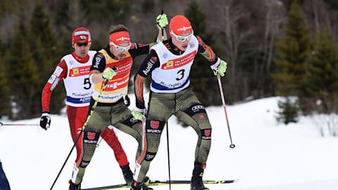 Men's Individual 5km | FIS World Cup - Chaux Neuve