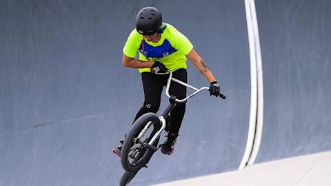 BMX Freestyle Women Finals   World Urban Games - Budapest