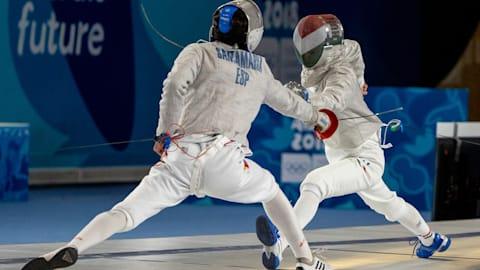 Mixed Continental Team semifinals - Fencing | Buenos Aires 2018 YOG