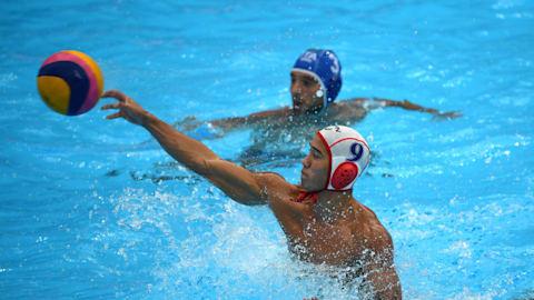 世界水泳・韓国大会6日目:男子水球日本代表は強豪イタリアに惜敗