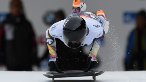 Women's Skeleton - Run 1 | IBSF World Cup - St. Moritz