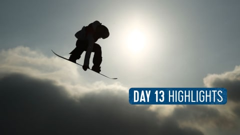 Day 13 Highlights | Pyeongchang 2018