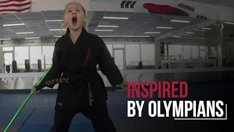 الكاراتيه والفنون القتالية | Inspired by Olympians