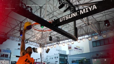Utsunomiya World Tour Masters 2017 - FIBA 3x3 Basketball Magazines