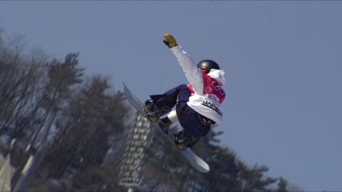 Women's Big Air Finals - Snowboard | PyeongChang 2018 Replays