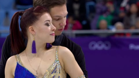 Ice Dance (Short Dance) - Figure Skating | PyeongChang 2018 Replays