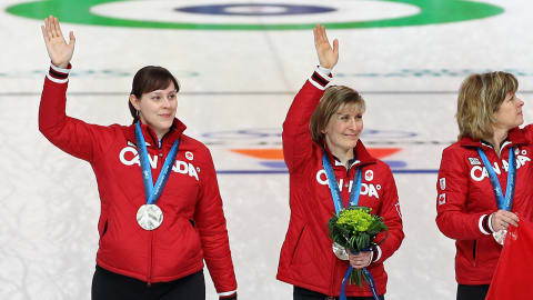 Athletes who won Olympic medals whilst pregnant