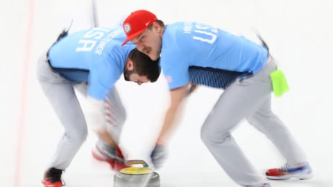 Herren Spiel um Gold - Curling | PyeongChang 2018 in 360