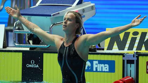Federica Pellegrini clinches her sixth world title as she takes 200m event at Gwangju 2019