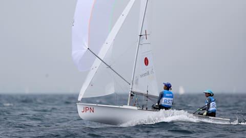 Hopes high for Japanese sailors ahead of home Olympics