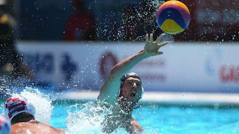 男子 - RSA vs NZL | 水球 - FINA世界選手権 - 光州