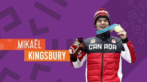 Mikael Kingsbury: mi resumen de PyeongChang