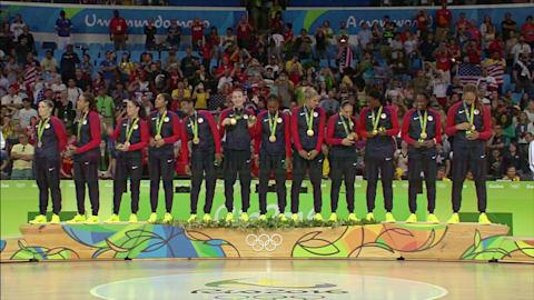 USA vs ESP, Women's Basketball Final | Rio 2016 Replays