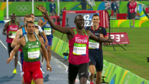 Replay do Rio: Final dos 800m Masculino