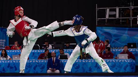 Damen -63kg - Taekwondo | Buenos Aires 2018 OJS