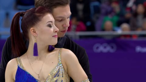 Danza su ghiaccio (Short Dance) - Pattinaggio di figura | PyeongChang Replay