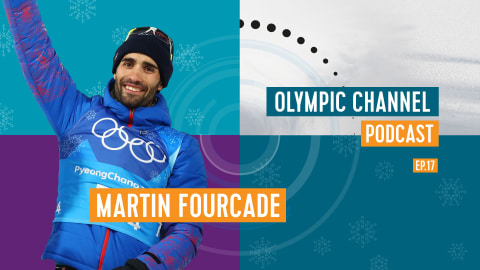 LISTEN: Olympic Channel Podcast [Ep17] with Martin Fourcade