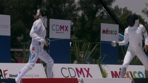 بطولة العالم للخماسي الحديث (UIPM) 2018 - مدينة مكسيكو