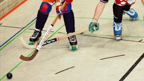 Damen Rollhockey Spiel um Gold | World Roller Games - Barcelona