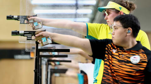 Women's 25m Pistol Final | ISSF World Cup Rifle / Pistol - Munich