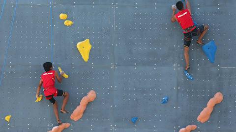 نهائي مزدوج رجال| بطولة العالم (IFSC) 2019 (NBC) - هاتشيوجي
