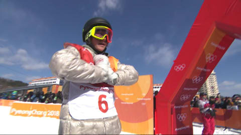 Gerard wins Men's Slopestyle Gold with perfect backside triple | Snowboard