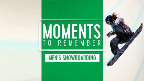 5 unvergessliche Momente im Olympia-Snowboard der Herren