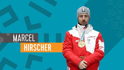 Marcel Hirscher: My PyeongChang Highlights