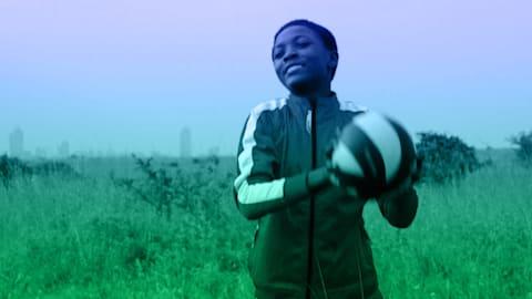 Vom Slum in Soweto zu Kenias Top Volleyball Nachwuchsspielerin