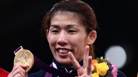 London 2012: Yoshidas Hat-Trick
