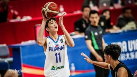 Kai Sotto: The new Yao Ming?
