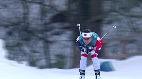 Свободный стиль, 10 км, женщины - лыжные гонки | Лучшее в Пхенчхане-2018