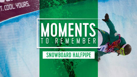5 Olympic Moments In Women's Snowboard Halfpipe