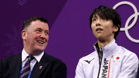 Star coach Brian Orser shares insight on Yuzuru Hanyu
