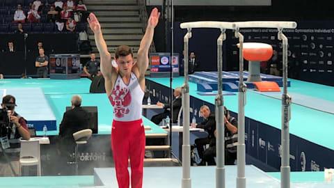 World champ Dalaloyan leads European Championships after qualifying